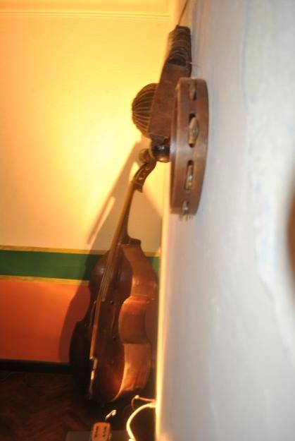 Instrumentos musicales en Acrópolis Guatemala (Foto: ESU Mildred Mazariegos)