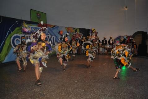 Danza del Venado (Foto: ESU Javier Polanco)