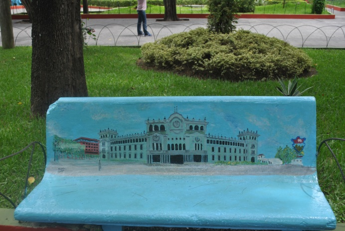 Parque San Sebastian (Foto: ESU Mildred Mazariegos)