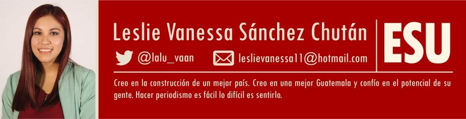 Leslie Sánchez