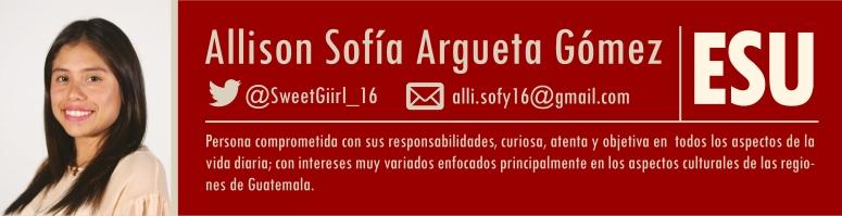 Allison Argueta