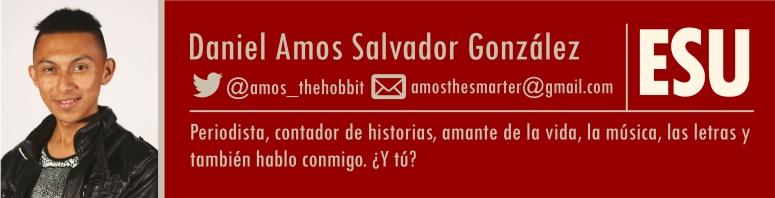Amos Salvador