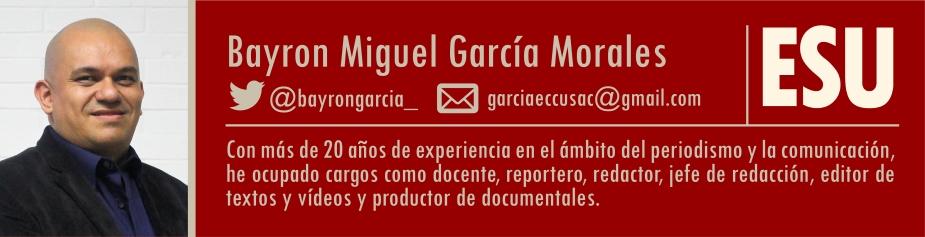 Bayron García