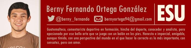 Berny Ortega