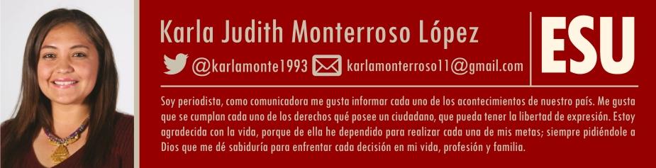 Karla Monterroso