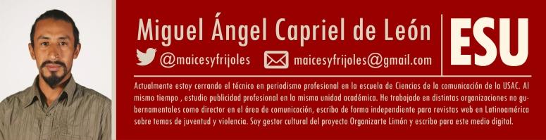 Miguel Capriel