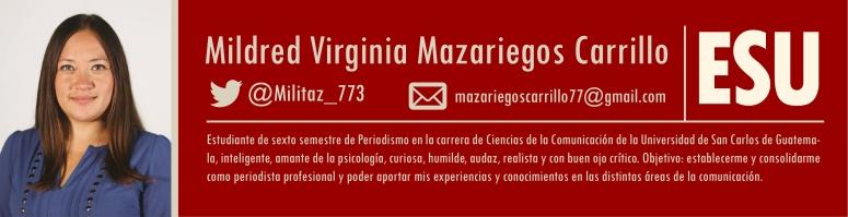 Mildred Mazariegos