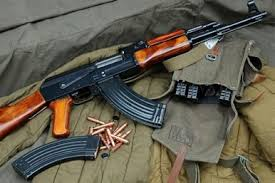 (Imagen de Referencia) AK-47