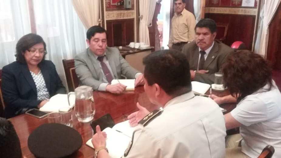 Conflicto energía electrica alcalde de Coatepeque Alfonso García Junco 2