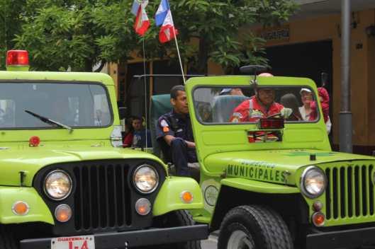 Desfile Bomberos Municipales 63 aniversario3