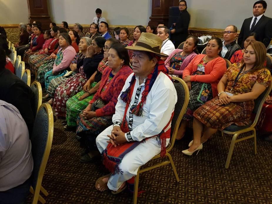 Encuentro nacional de mujeres indigenas 1