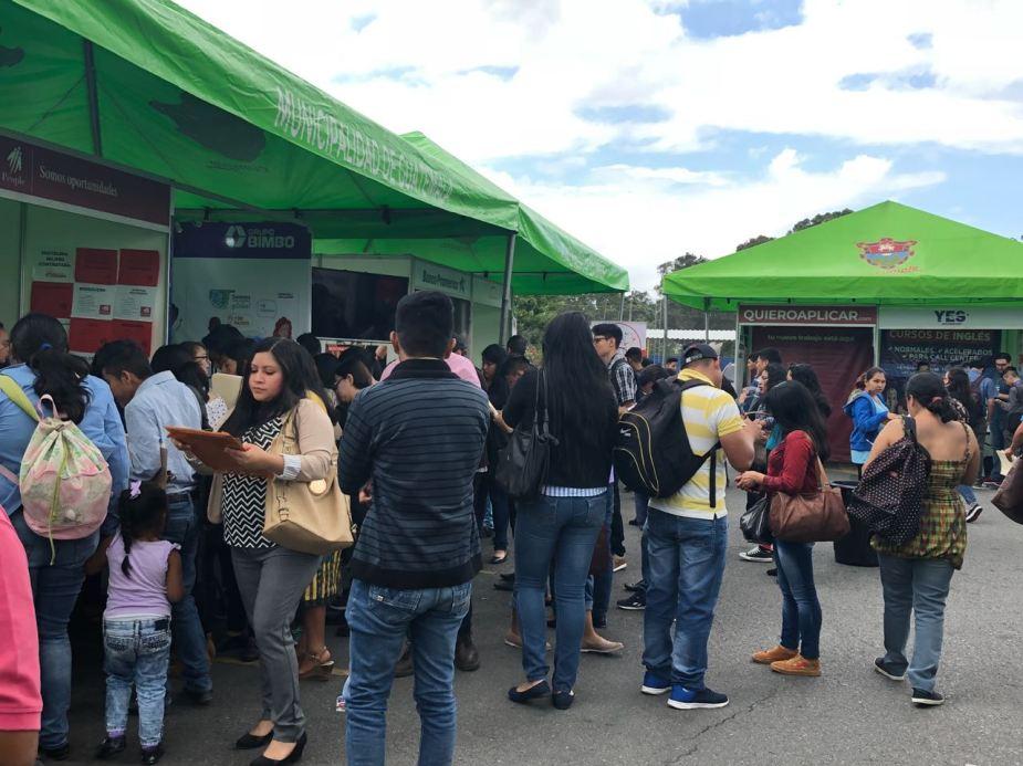 Feria municipal del empleo 2