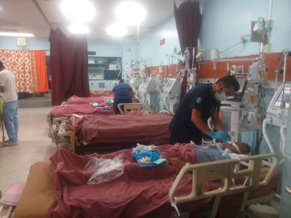 Informe Hospital General 4