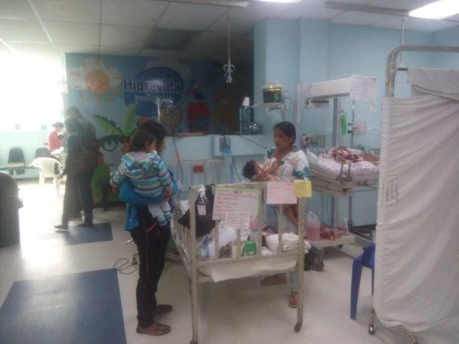 Informe Hospital General 5