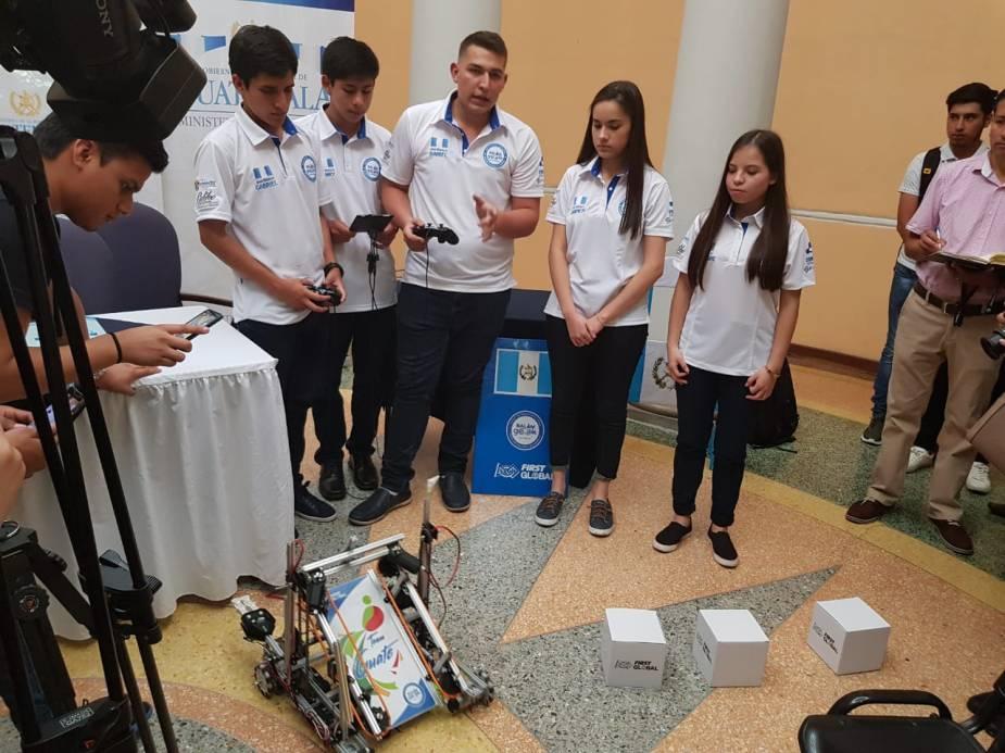 Olimpiadas roboticas 4