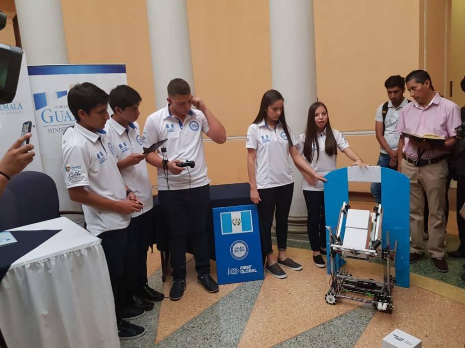 Olimpiadas roboticas 5