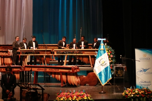 Marimba del Cuerpo de Ingenieros