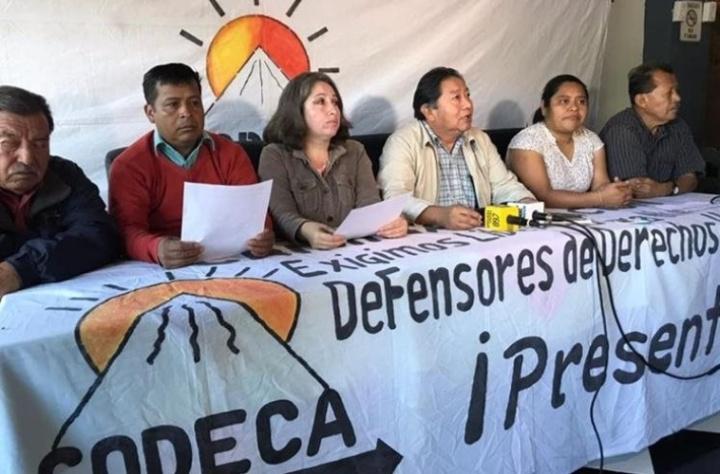 Integrantes de Codeca en conferencia de prensa (Fotografía de Google)   Foto 3.jpg