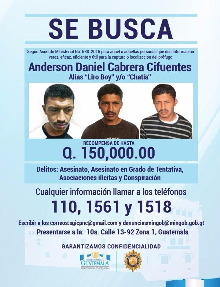"""""""El Chatia"""" ranflero de la Mara Salvatrucha prefiere morir que regresar a prisión 4"""