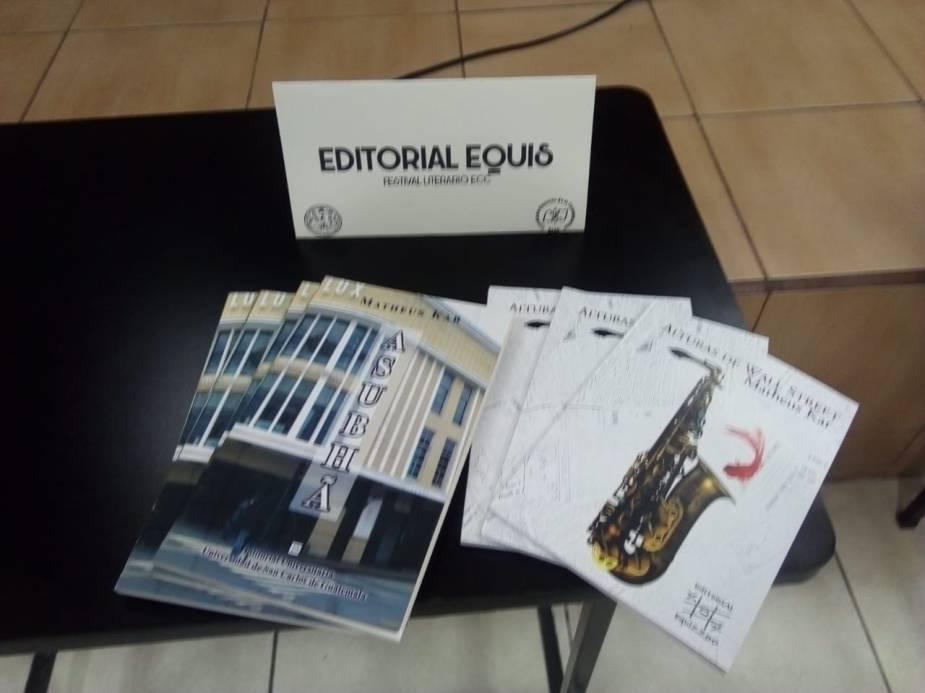 Festival literario editoriales