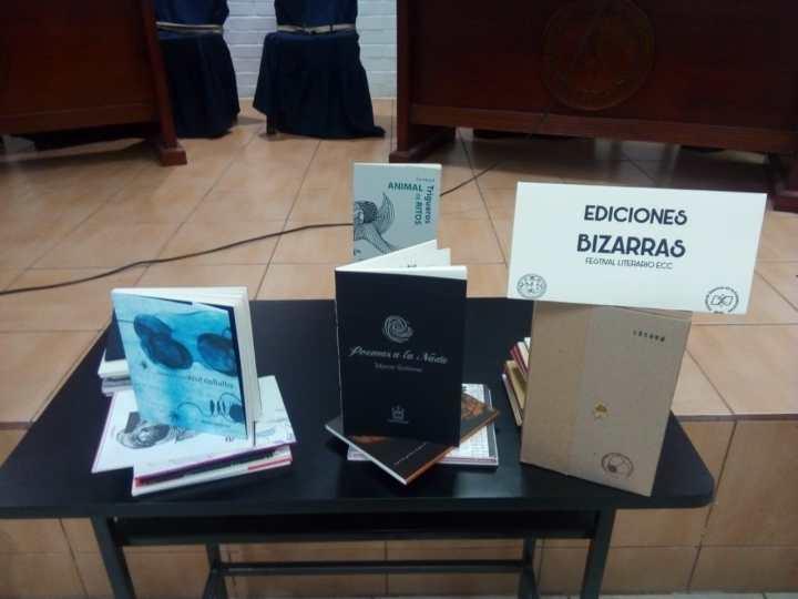 Festival literario libros