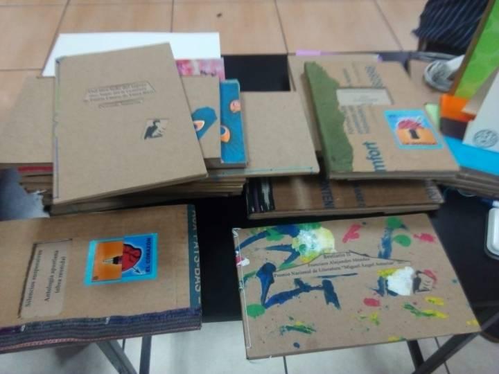 Festival literario premio libros reciclados