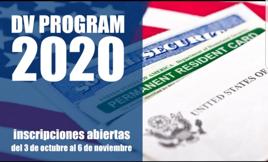 Loteria de visas 11102018 3