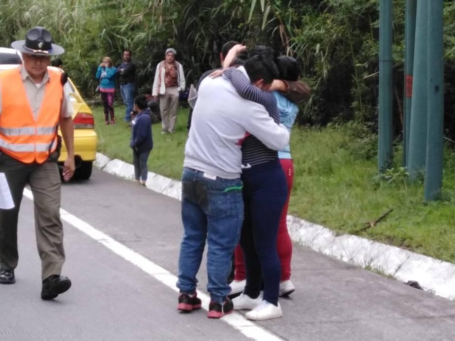 Motorista fallecido en kilometro 23 ruta interamericana 21102018 2