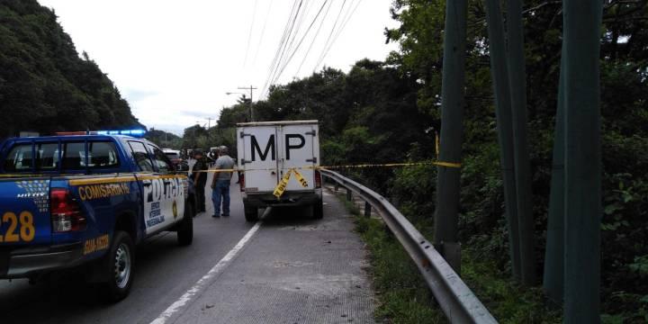 Motorista fallecido en kilometro 23 ruta interamericana 21102018 3