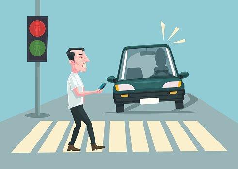 89134863-pedestrian-accident-vector-flat-cartoon-illustration