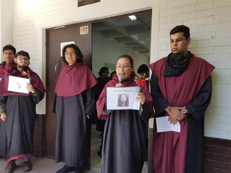 Homenaje mártires ECP 4