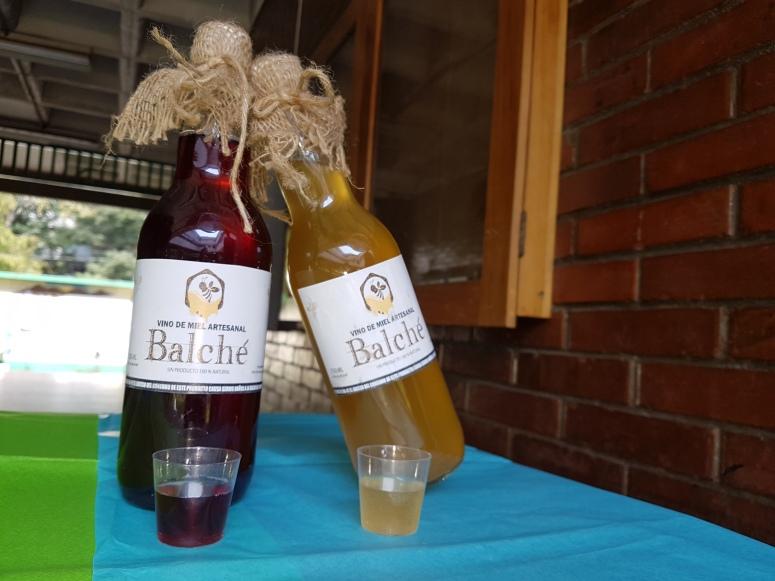 balche vino-miel