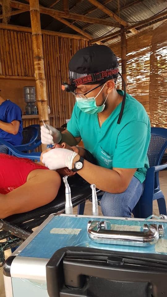 Jornada odontológica 1