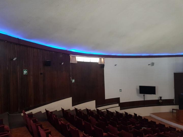 luces automatizadas iglú