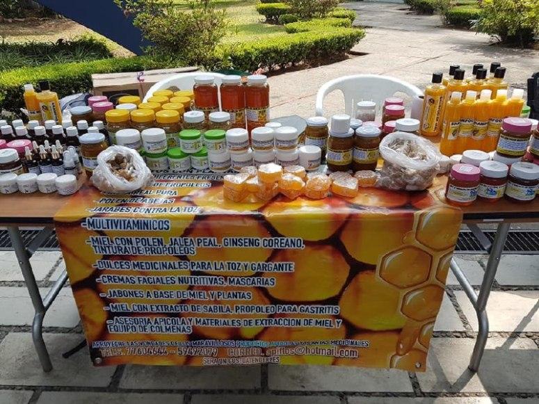 Ventas de miel 1