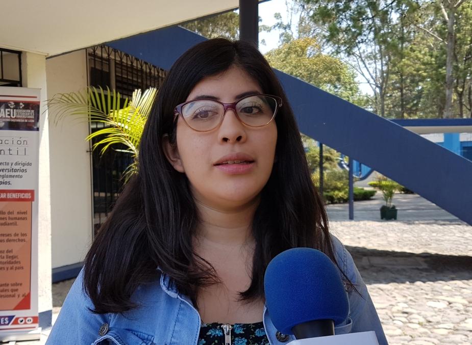 AEU Lenina Garcia