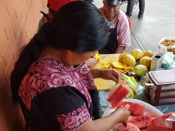 trabajo informal en guatemala