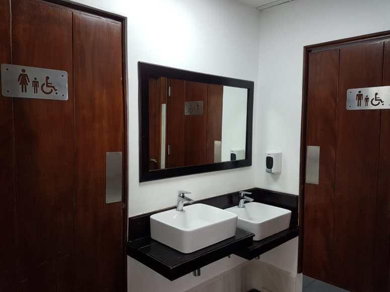 baños rectoria