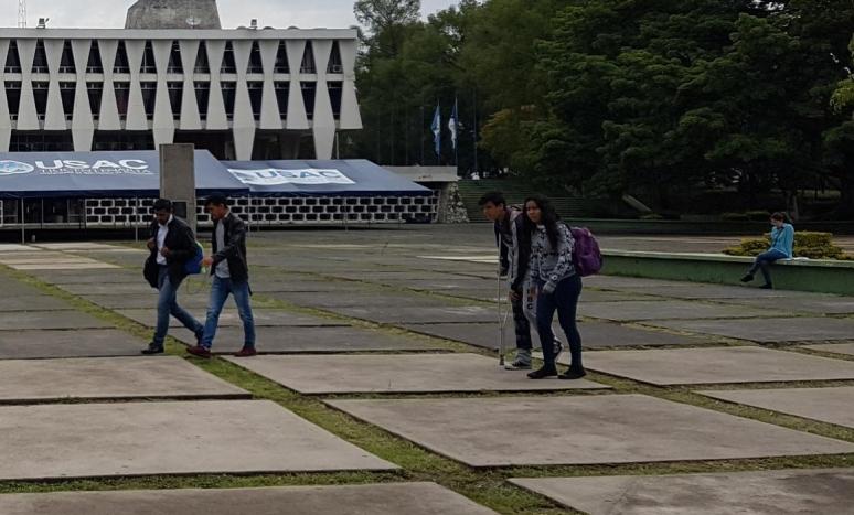 plaza de los martires