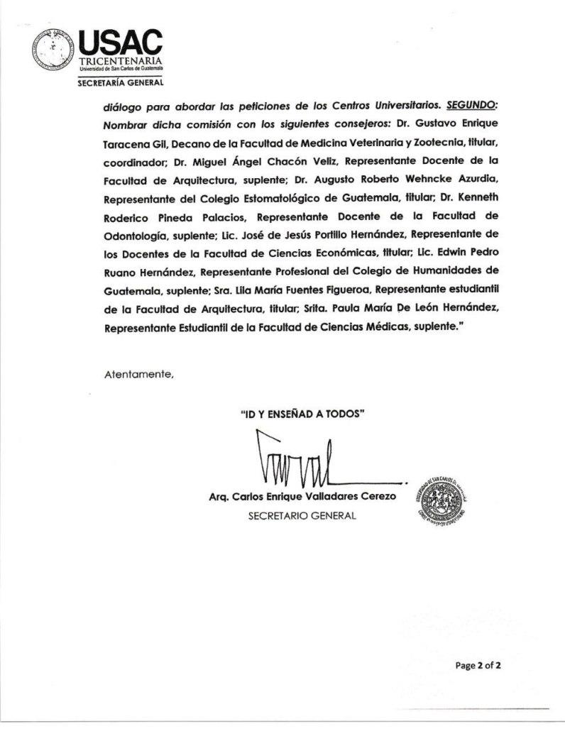 18 acuerdos por CSU (1)