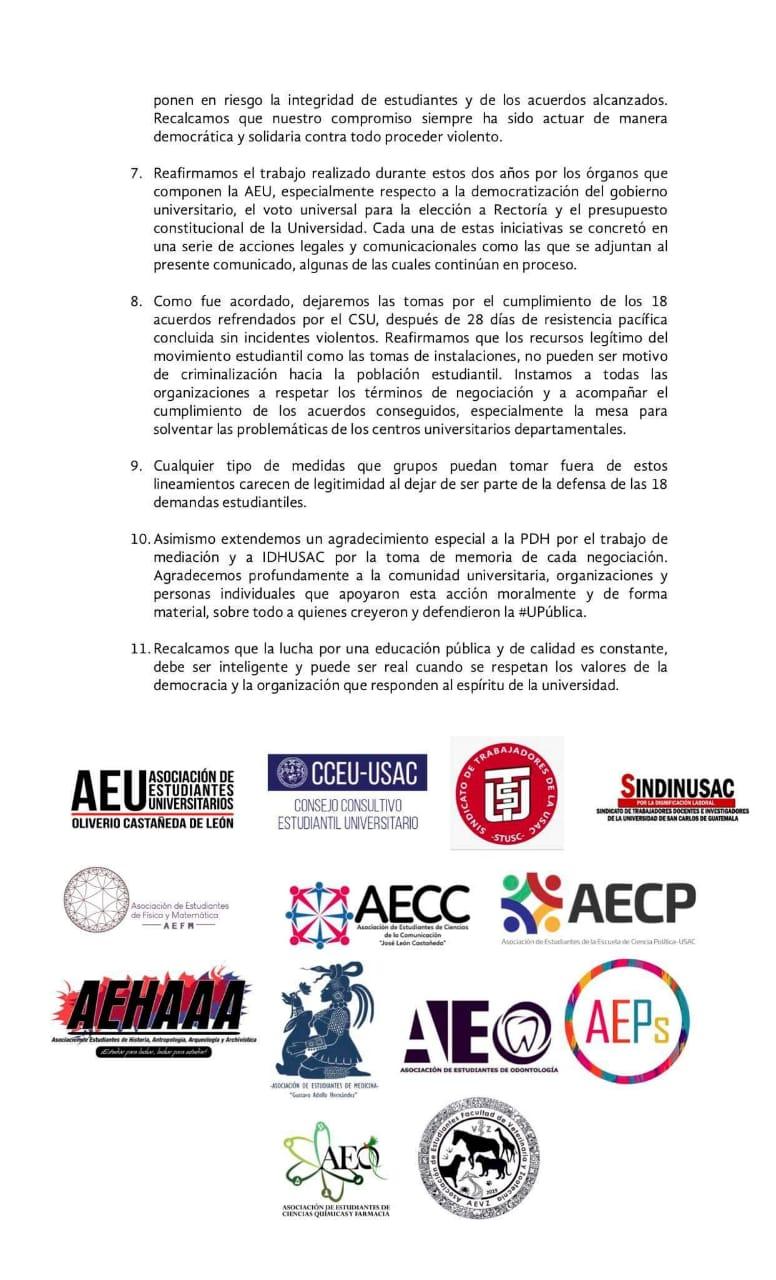 Comunicado AEU (2)